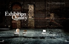 Exhibition Quality, Spaces Magazine, 2008, Photographer: Ken Sparkes