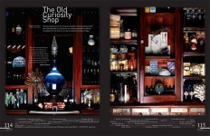 The Old Curiosity Shop, Spaces Magazine 2008, Photographer: Ken Sparkes